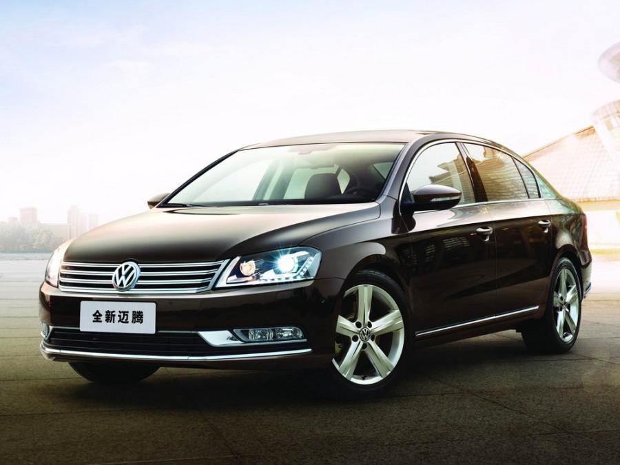 Volkswagen Magotan седан, 2011–2016, 2 поколение - отзывы, фото и характеристики на Car.ru