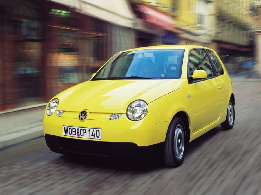 Volkswagen Lupo 3L хетчбэк 3-дв., 1998–2005, 6X - отзывы, фото и характеристики на Car.ru