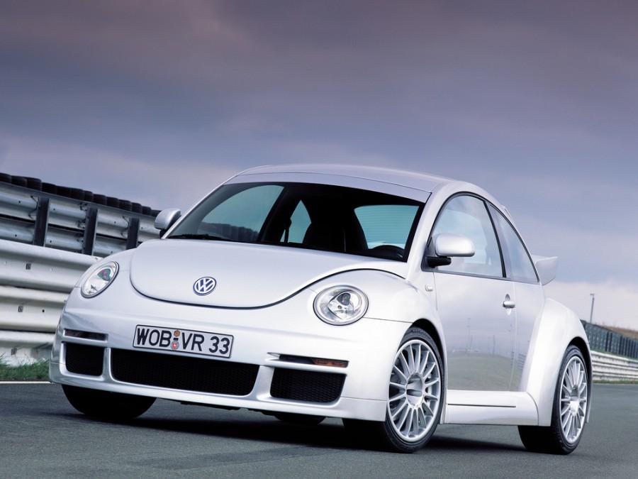 Volkswagen New Beetle RSi хетчбэк 3-дв., 1998–2005, 1 поколение - отзывы, фото и характеристики на Car.ru
