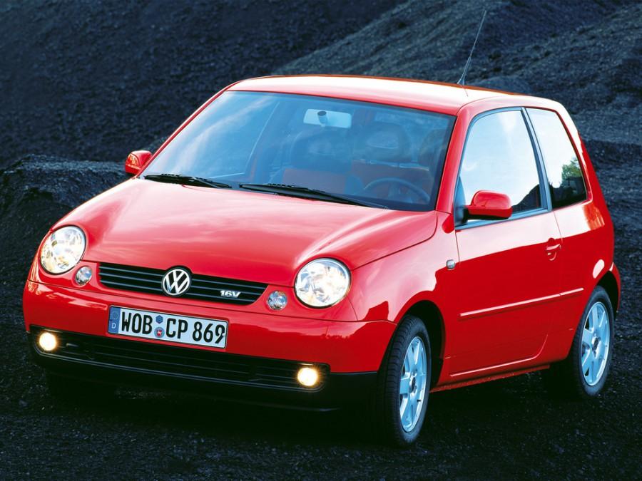 Volkswagen Lupo хетчбэк 3-дв., 1998–2005, 6X - отзывы, фото и характеристики на Car.ru