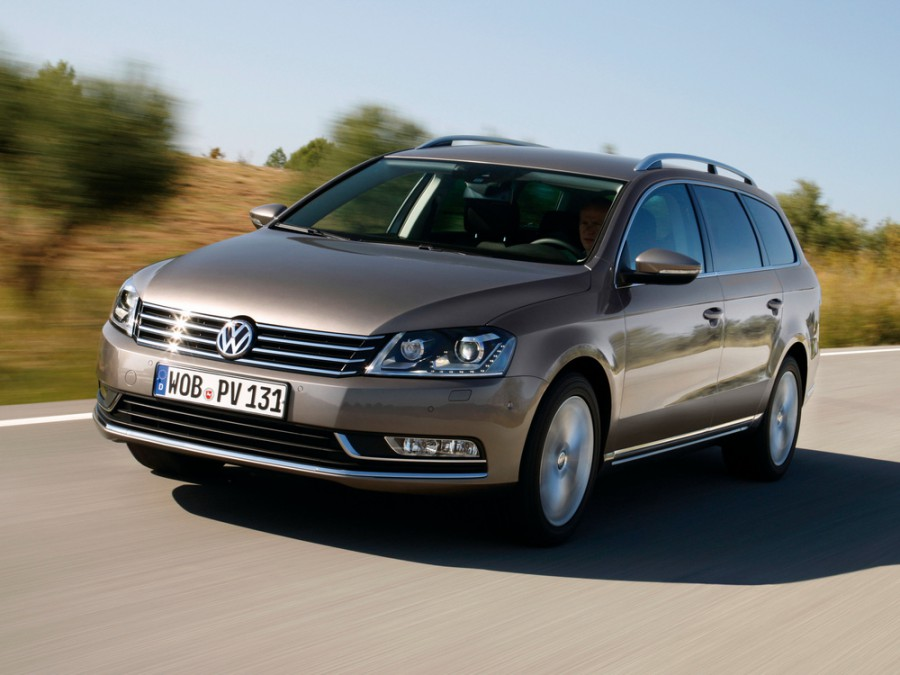 Volkswagen Passat Variant универсал 5-дв., 2010–2015, B7 - отзывы, фото и характеристики на Car.ru