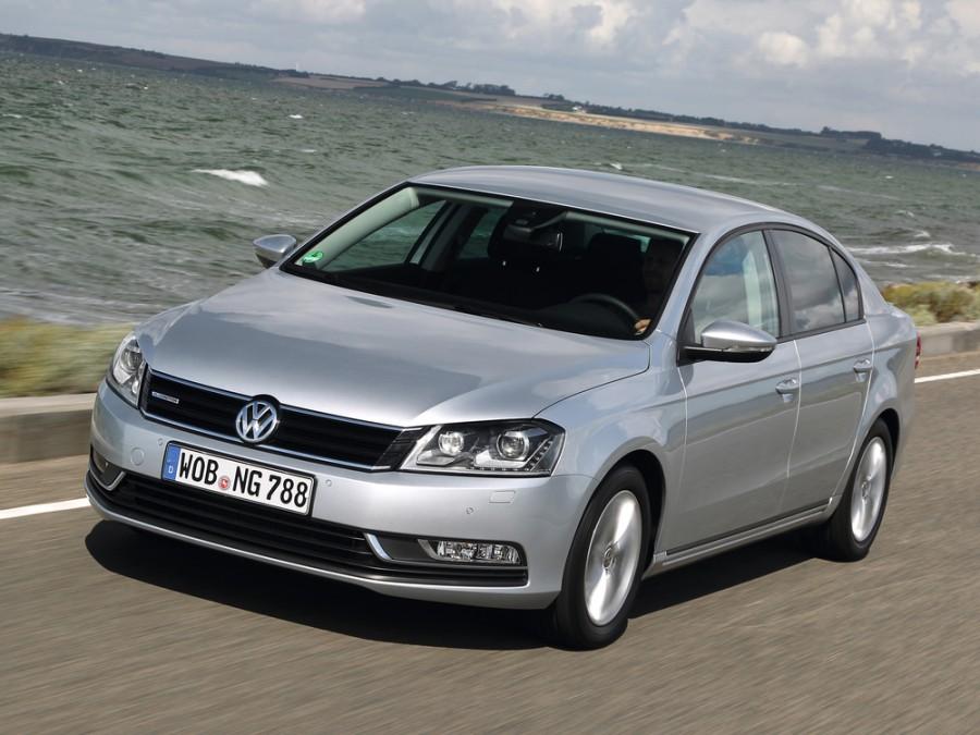 Volkswagen Passat седан, 2010–2015, B7 - отзывы, фото и характеристики на Car.ru