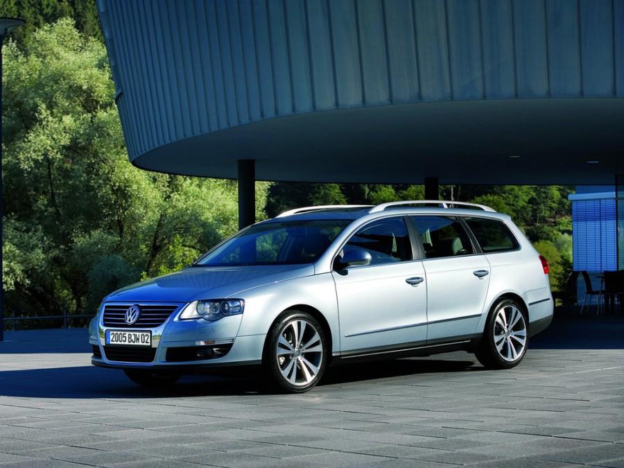 Volkswagen Magotan универсал, 2007–2016, 1 поколение - отзывы, фото и характеристики на Car.ru