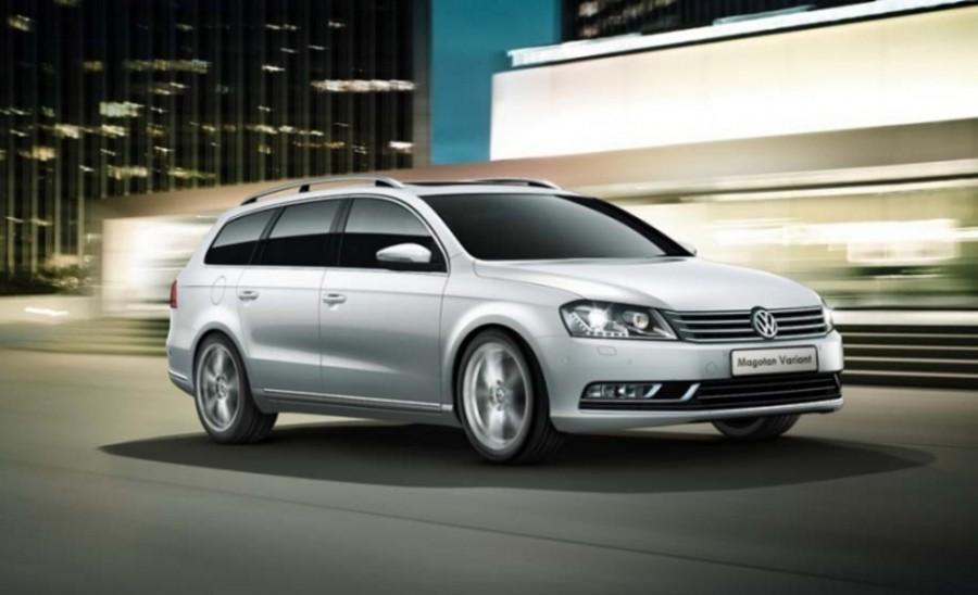Volkswagen Magotan Variant универсал 5-дв., 2011–2016, 2 поколение - отзывы, фото и характеристики на Car.ru