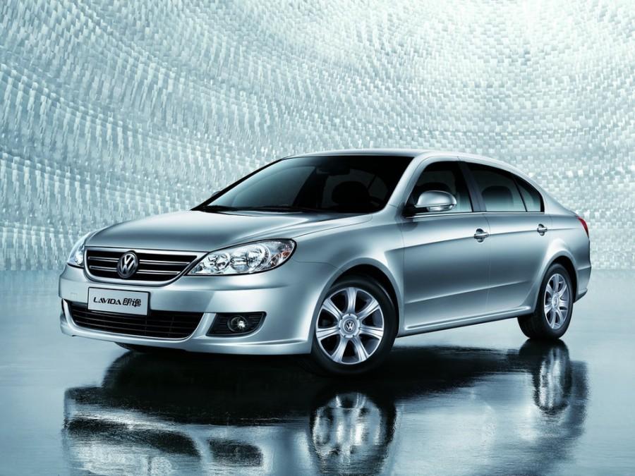Volkswagen Lavida седан, 2008–2016, 1 поколение - отзывы, фото и характеристики на Car.ru