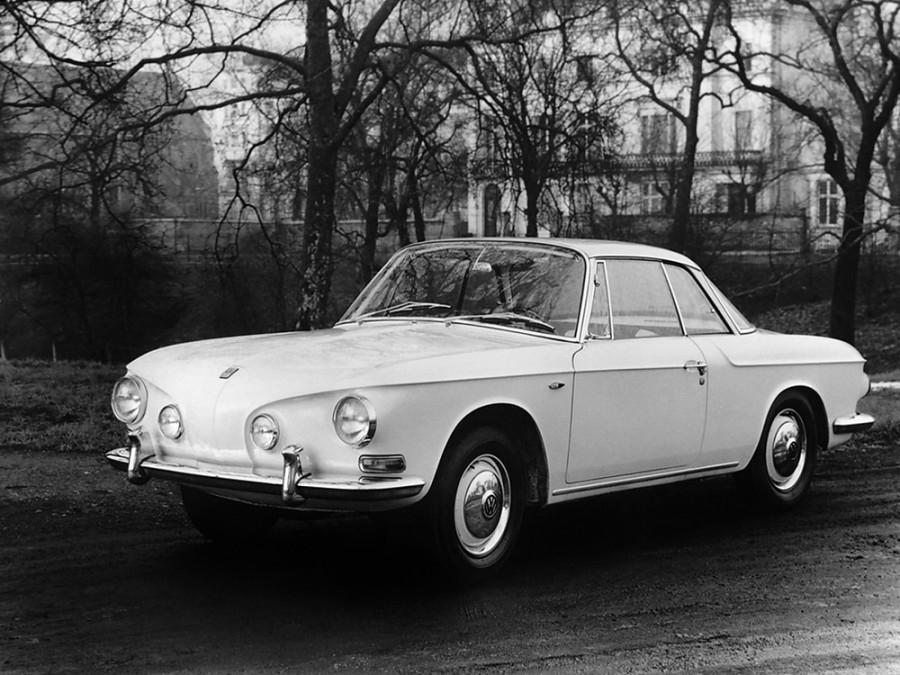 Volkswagen Karmann Ghia купе, 1961–1969, Type 34 - отзывы, фото и характеристики на Car.ru