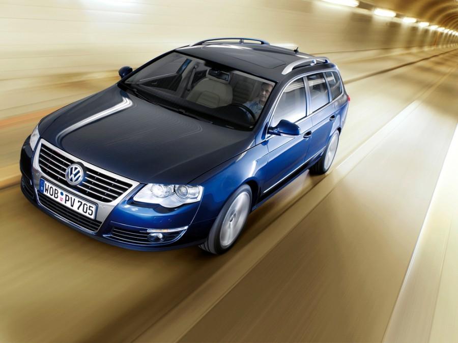 Volkswagen Passat универсал 5-дв., 2005–2010, B6 - отзывы, фото и характеристики на Car.ru
