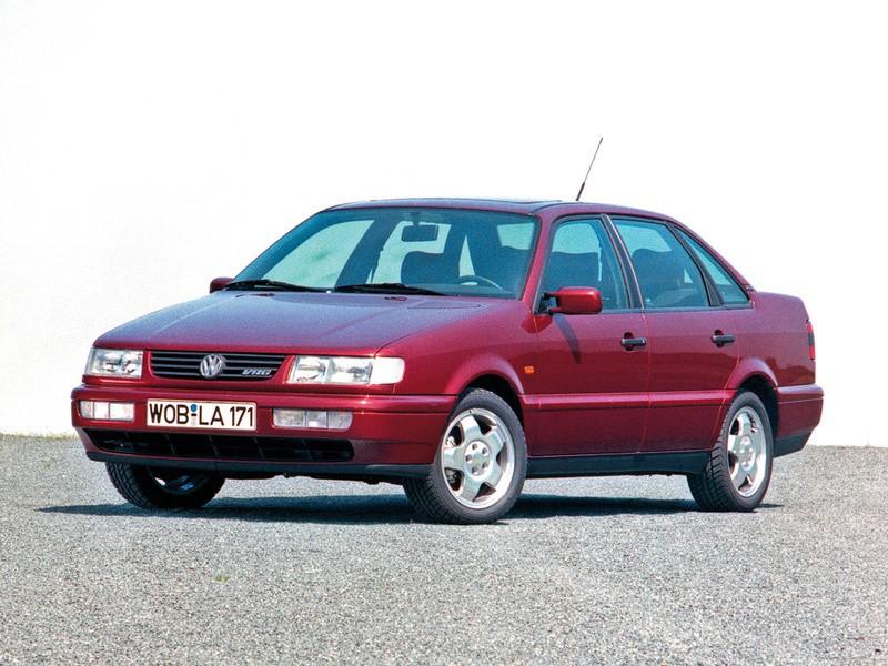 Volkswagen Passat седан, 1993–1997, B4 - отзывы, фото и характеристики на Car.ru