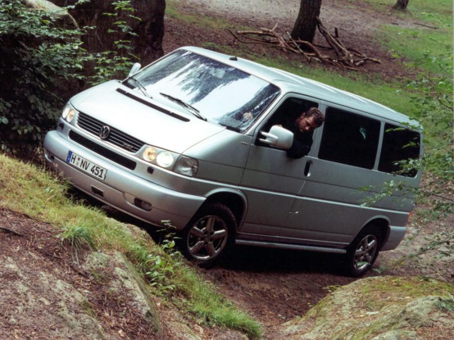 Volkswagen Multivan микроавтобус, 1994–2003, T4 - отзывы, фото и характеристики на Car.ru
