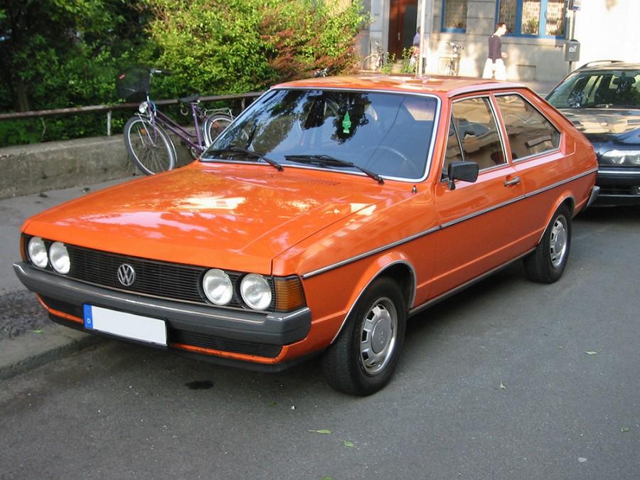 Volkswagen Passat фастбэк 2-дв., 1977–1981, B1 [рестайлинг] - отзывы, фото и характеристики на Car.ru