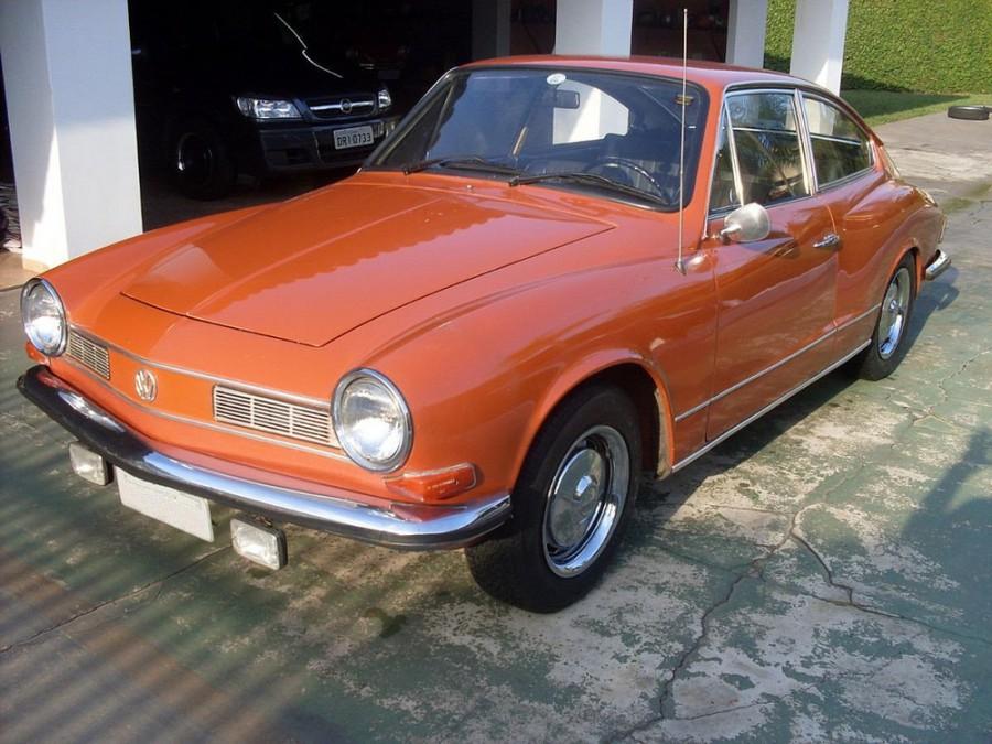 Volkswagen Karmann Ghia купе, 1970–1976, Type 145 - отзывы, фото и характеристики на Car.ru