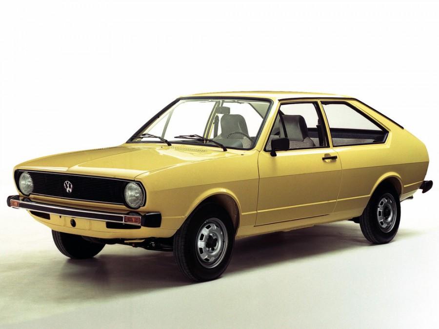 Volkswagen Passat хетчбэк 3-дв., 1973–1977, B1 - отзывы, фото и характеристики на Car.ru