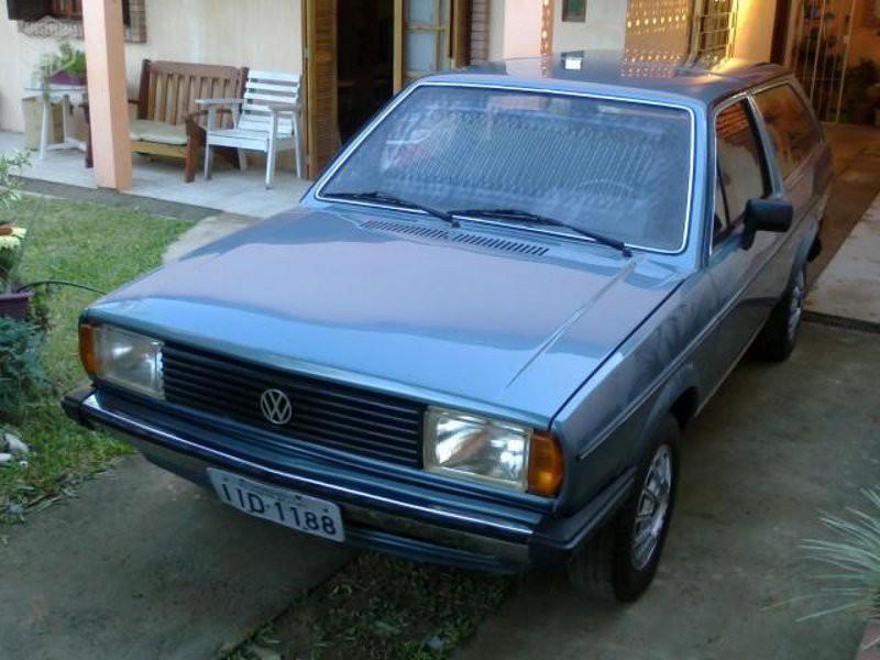Volkswagen Parati универсал, 1980–1987, 1 поколение - отзывы, фото и характеристики на Car.ru