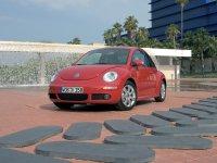 Volkswagen New Beetle, 1 поколение [рестайлинг], Хетчбэк, 2005–2010