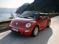 Volkswagen New Beetle, 1 поколение, Кабриолет 2-дв., 1998–2005
