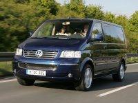 Volkswagen Multivan, T5, Микроавтобус 4-дв., 2003–2016