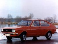 Volkswagen Passat, B1, Фастбэк 2-дв., 1973–1977