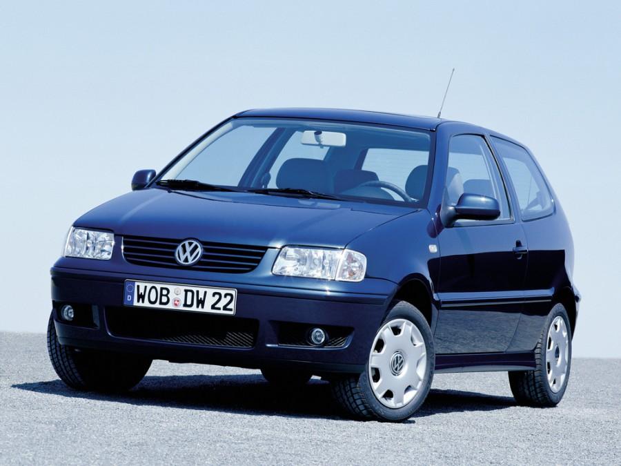 Volkswagen Polo хетчбэк 3-дв., 2000–2002, 3 поколение [рестайлинг] - отзывы, фото и характеристики на Car.ru