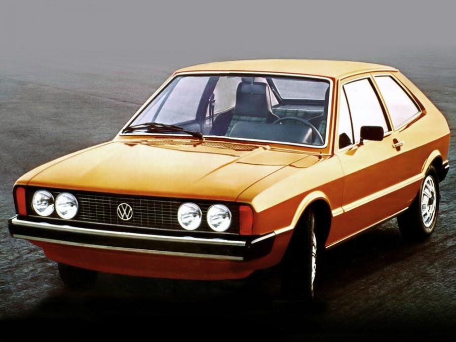 Volkswagen Scirocco купе, 1974–1977, 1 поколение - отзывы, фото и характеристики на Car.ru