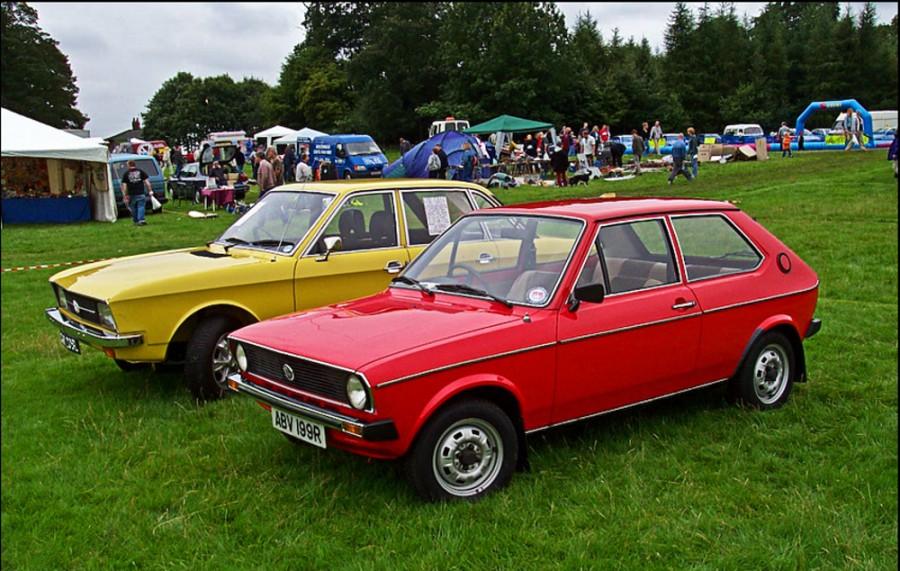 Volkswagen Polo хетчбэк, 1975–1979, 1 поколение - отзывы, фото и характеристики на Car.ru