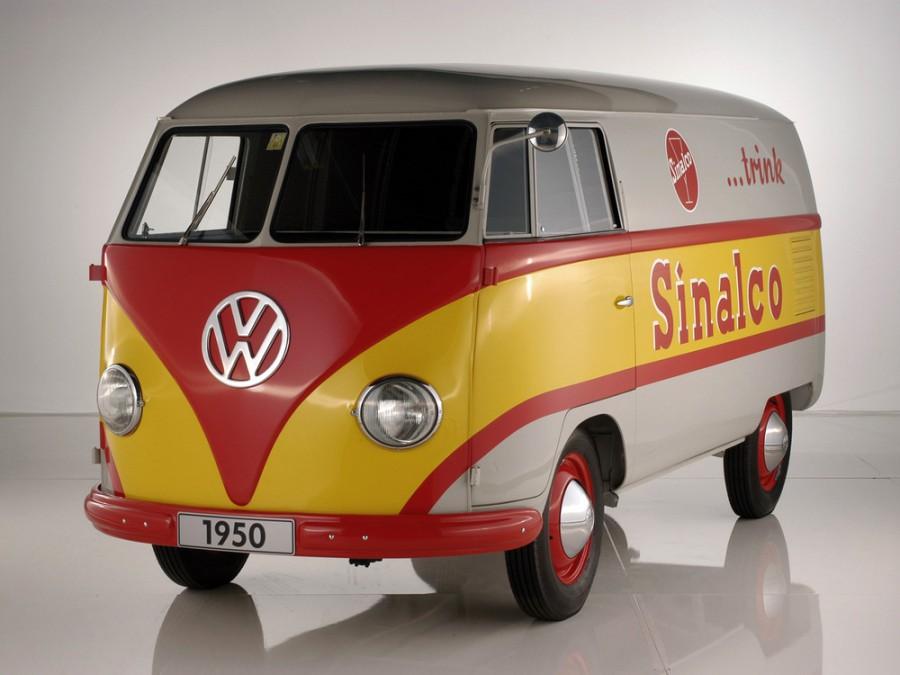 Volkswagen Transporter фургон, 1950–1967, T1 - отзывы, фото и характеристики на Car.ru