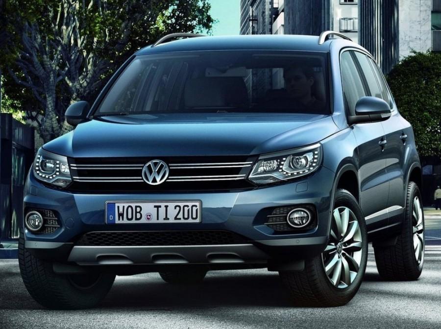 Volkswagen Tiguan кроссовер, 2011–2016, 1 поколение [рестайлинг] - отзывы, фото и характеристики на Car.ru