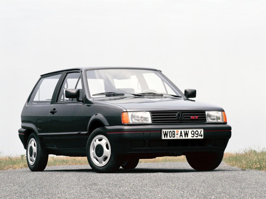 Volkswagen Polo универсал, 1990–1994, 2 поколение [рестайлинг] - отзывы, фото и характеристики на Car.ru