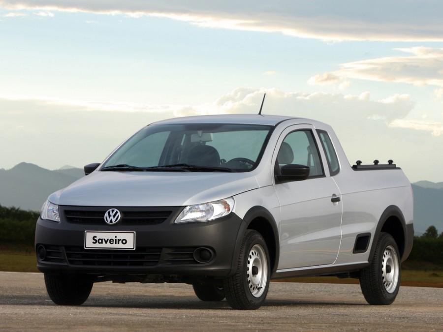 Volkswagen Saveiro пикап 2-дв., 2009–2016, 5 поколение - отзывы, фото и характеристики на Car.ru