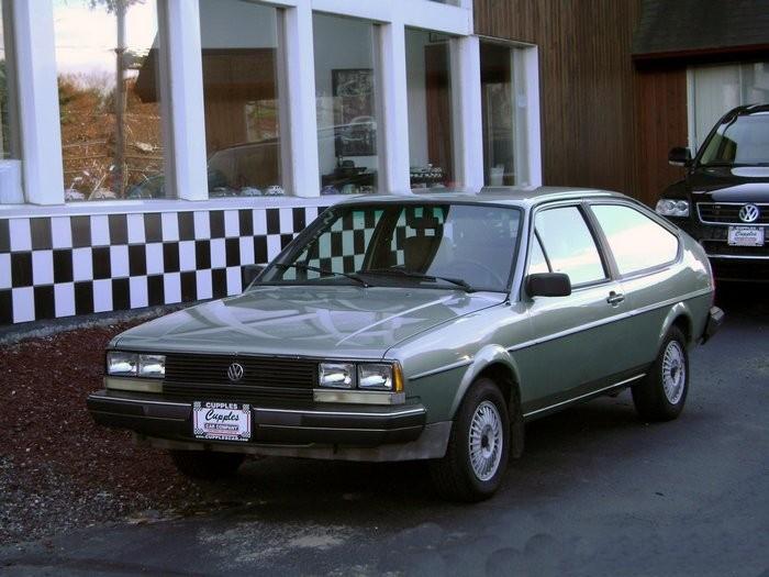 Volkswagen Quantum купе, 1985–1988, 1 поколение - отзывы, фото и характеристики на Car.ru