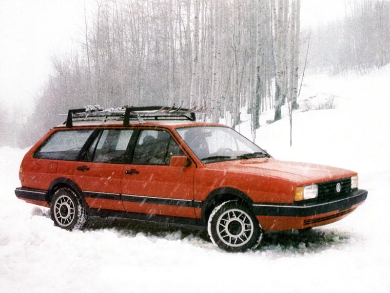 Volkswagen Quantum универсал, 1985–1988, 1 поколение - отзывы, фото и характеристики на Car.ru