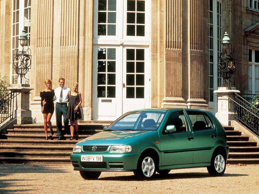 Volkswagen Polo хетчбэк 5-дв., 1994–2001, 3 поколение - отзывы, фото и характеристики на Car.ru
