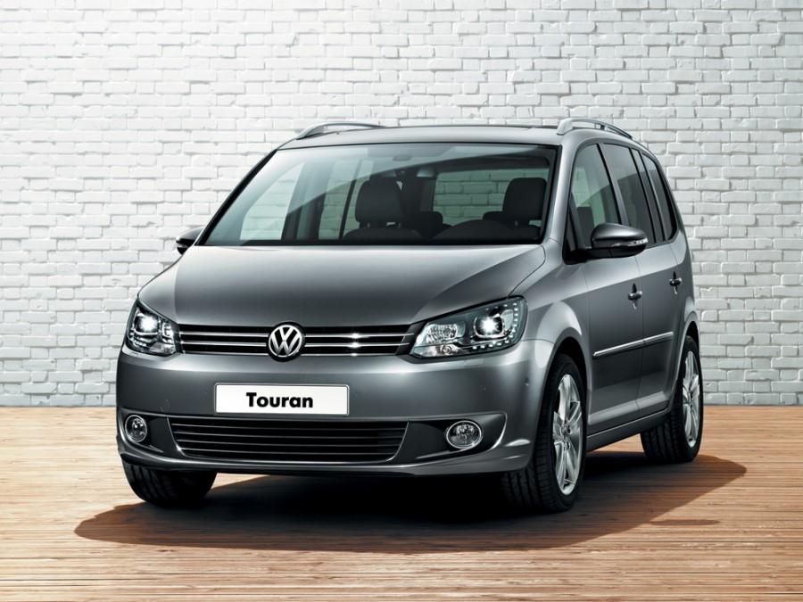 Volkswagen Touran, Айхал
