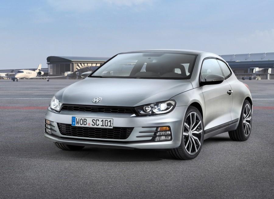 Volkswagen Scirocco хетчбэк 3-дв., 2014–2016, 3 поколение [рестайлинг] - отзывы, фото и характеристики на Car.ru