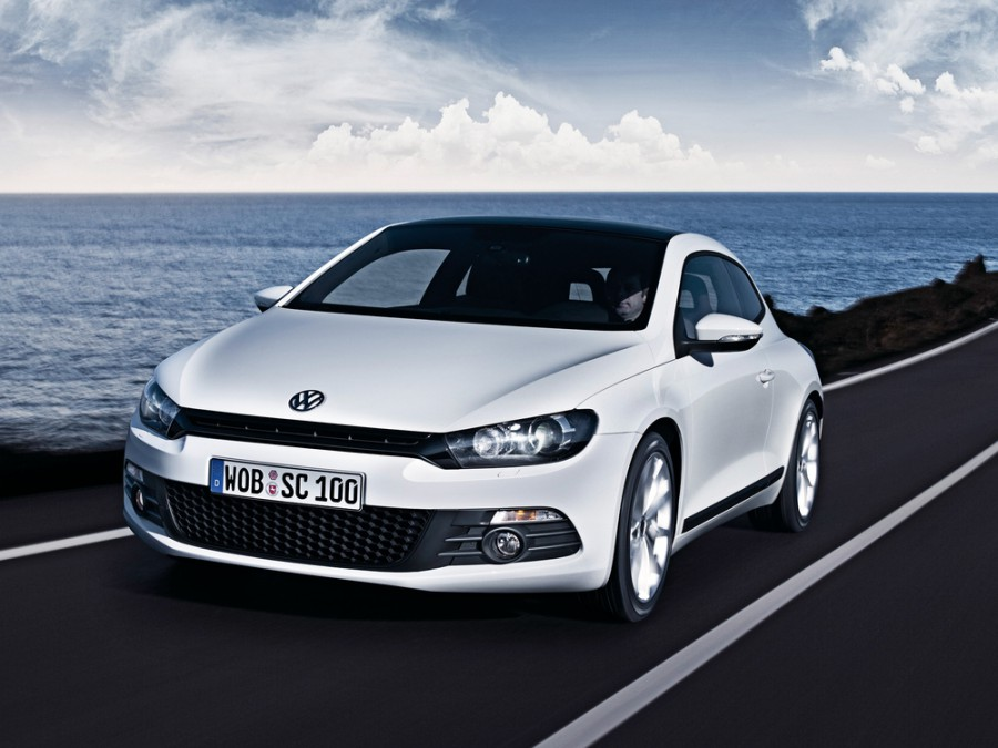 Volkswagen Scirocco хетчбэк 3-дв., 2008–2015, 3 поколение - отзывы, фото и характеристики на Car.ru