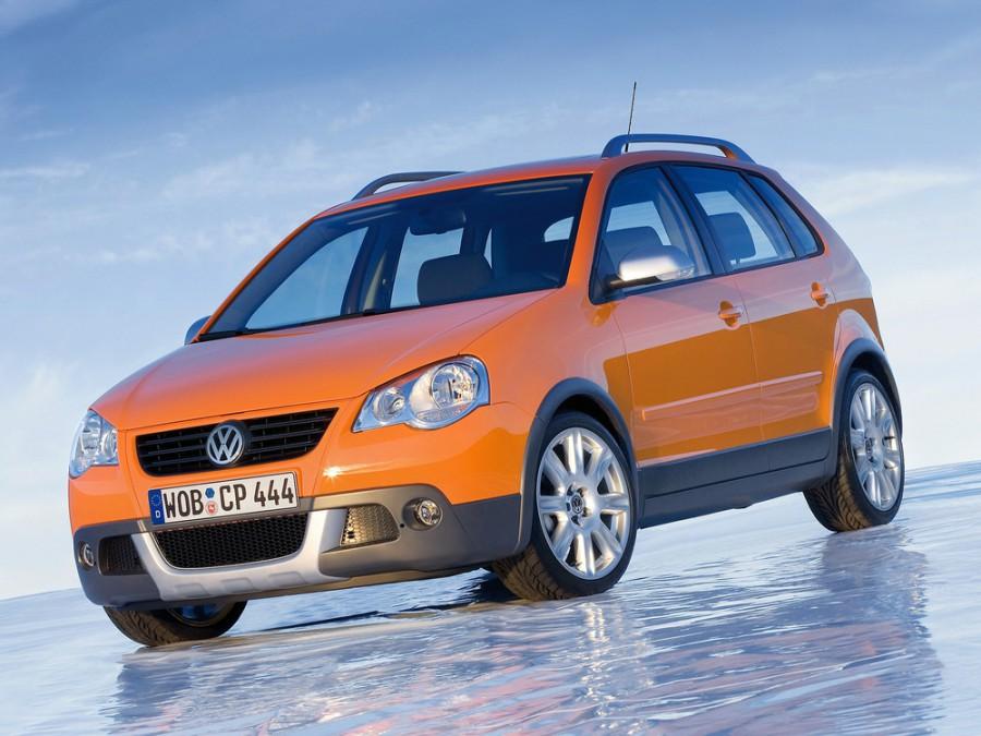 Volkswagen Polo CrossPolo хетчбэк 5-дв., 2005–2009, 4 поколение [рестайлинг] - отзывы, фото и характеристики на Car.ru