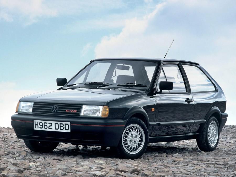 Volkswagen Polo хетчбэк, 1990–1994, 2 поколение [рестайлинг] - отзывы, фото и характеристики на Car.ru