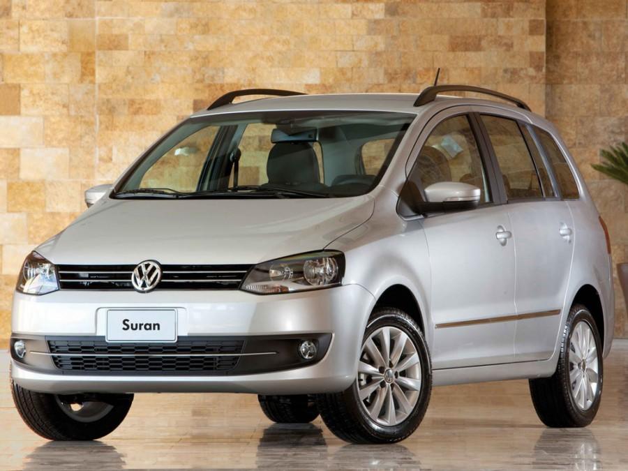 Volkswagen Suran минивэн, 2010–2016, 1 поколение - отзывы, фото и характеристики на Car.ru