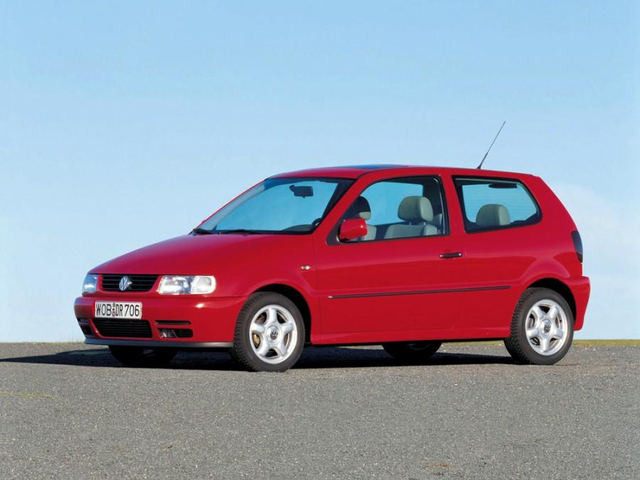 Volkswagen Polo хетчбэк 3-дв., 1994–2001, 3 поколение - отзывы, фото и характеристики на Car.ru