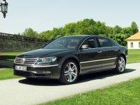 Volkswagen Phaeton, 1 поколение [2-й рестайлинг], Седан, 2010–2016