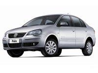 Volkswagen Polo, 4 поколение [рестайлинг], Седан, 2005–2009