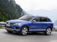 Volkswagen Touareg, 2 поколение [рестайлинг], Кроссовер, 2014–2016