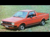Volkswagen Saveiro, 1 поколение, Пикап, 1982–1987