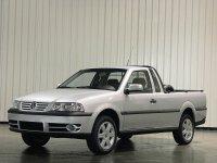 Volkswagen Saveiro, 3 поколение, Пикап, 2000–2005