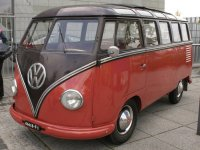 Volkswagen Transporter, T1, Микроавтобус 3-дв., 1950–1967