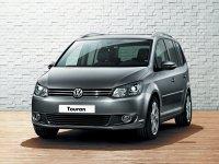 Volkswagen Touran, 3 поколение, Минивэн, 2010–2015