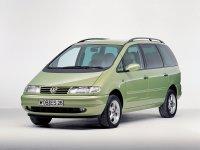 Volkswagen Sharan, 1 поколение, Минивэн 5-дв., 1995–2000