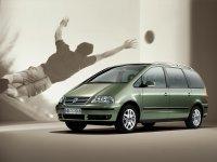 Volkswagen Sharan, 1 поколение [2-й рестайлинг], Минивэн, 2003–2010