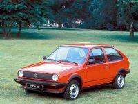 Volkswagen Polo, 2 поколение, Хетчбэк, 1981–1990