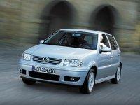 Volkswagen Polo, 3 поколение [рестайлинг], Хетчбэк 5-дв., 2000–2002
