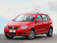 Volkswagen Polo, 4 поколение [рестайлинг], Хетчбэк 5-дв., 2005–2009